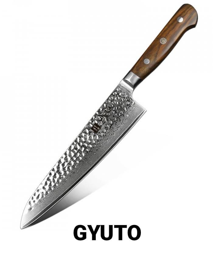 GYUTO nože
