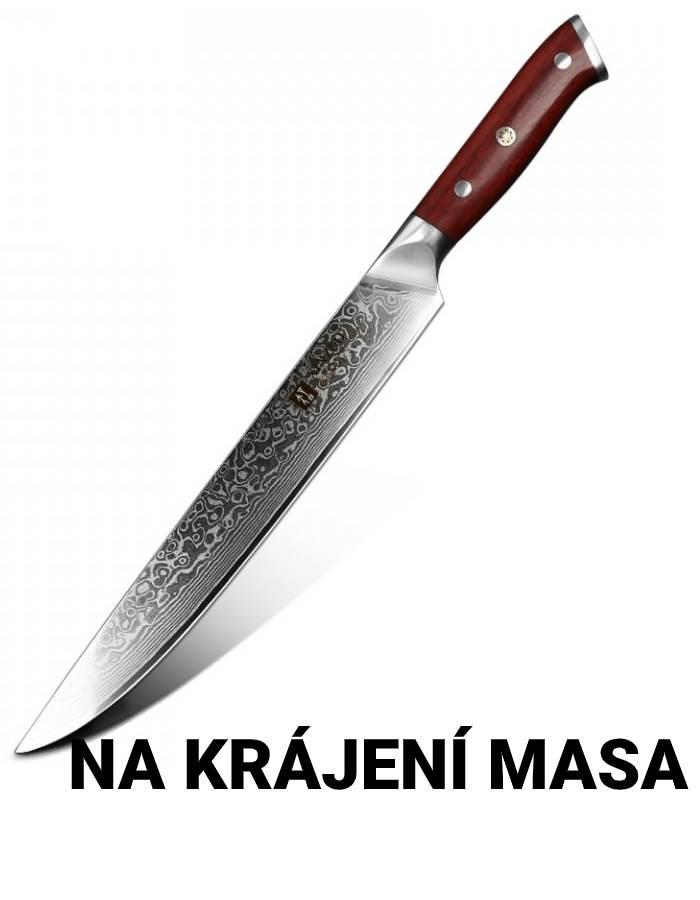 Nože na krájení masa